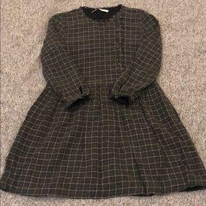 ZARA: 3/4 Sleeve Dress
